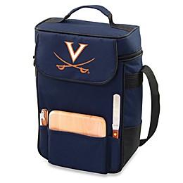 NCAA Collegiate Duet Insulated Cooler Tote - University of Virginia