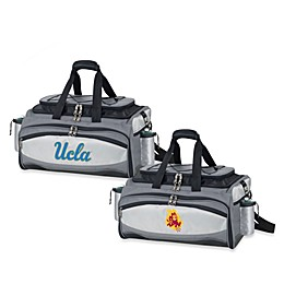 Picnic Time® Collegiate Vulcan BBQ  & Cooler Collection Set