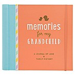 Little Blossoms by Pearhead®  Memories for My Grandchild  Baby Journal