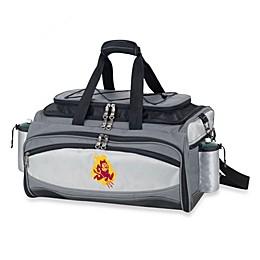 Picnic Time® Arizona State University Collegiate Vulcan BBQ & Cooler Set