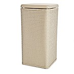 Lamont Home™ Carter Apartment Hamper in Linen