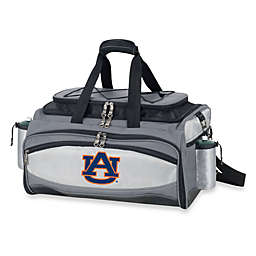 Picnic Time® Collegiate Vulcan BBQ & Cooler Set - Auburn University