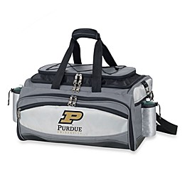 Picnic Time® Collegiate Vulcan BBQ & Cooler Set - Purdue University