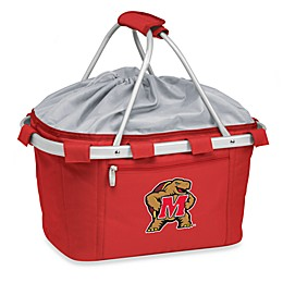 NCAA University of Maryland Collegiate Metro Basket in Red