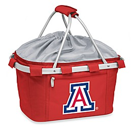 NCAA University of Arizona Collegiate Metro Basket in Red