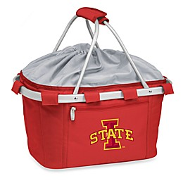 NCAA Iowa State University Collegiate Metro Basket in Red