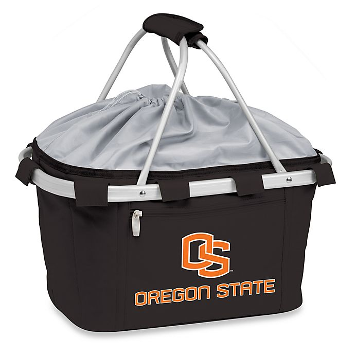 Alternate image 1 for Picnic Time® Oregon State University Collegiate Metro Basket
