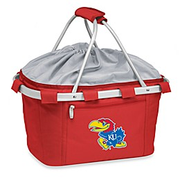 NCAA University of Kansas Collegiate Metro Basket in Red