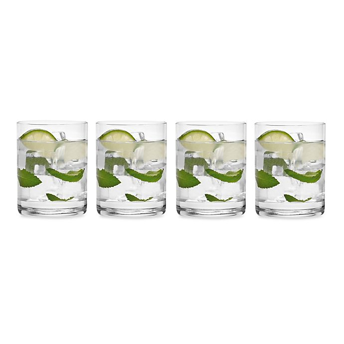 Alternate image 1 for Mikasa® BarMaster's™ 16-Ounce Rocks Glass (Set of 4)
