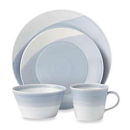 Royal Doulton® 1815 16-Piece Dinnerware Set in Blue
