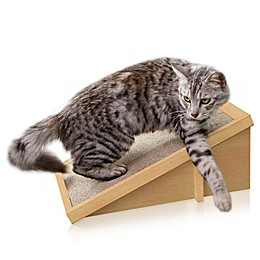 Way Basics Inclined Cat Scratching Pad