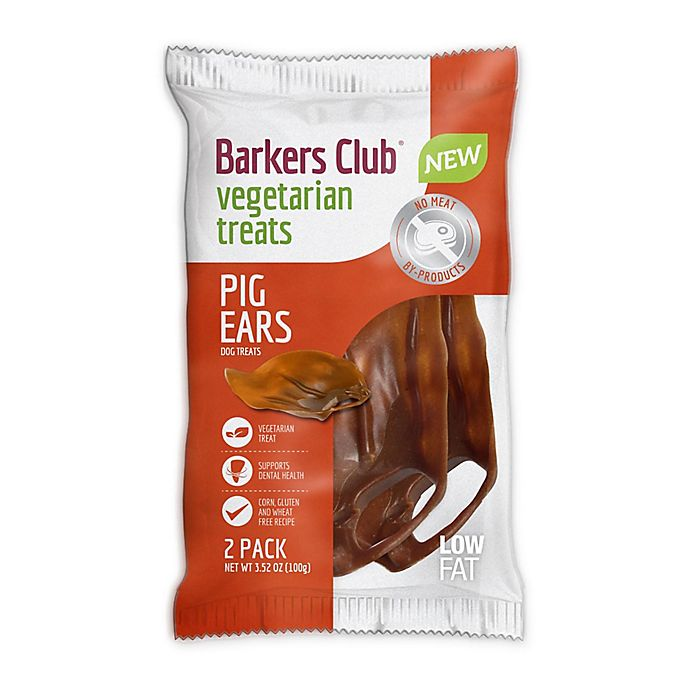 Barkers Club® Vegetarian Pig Ears   Bed Bath & Beyond