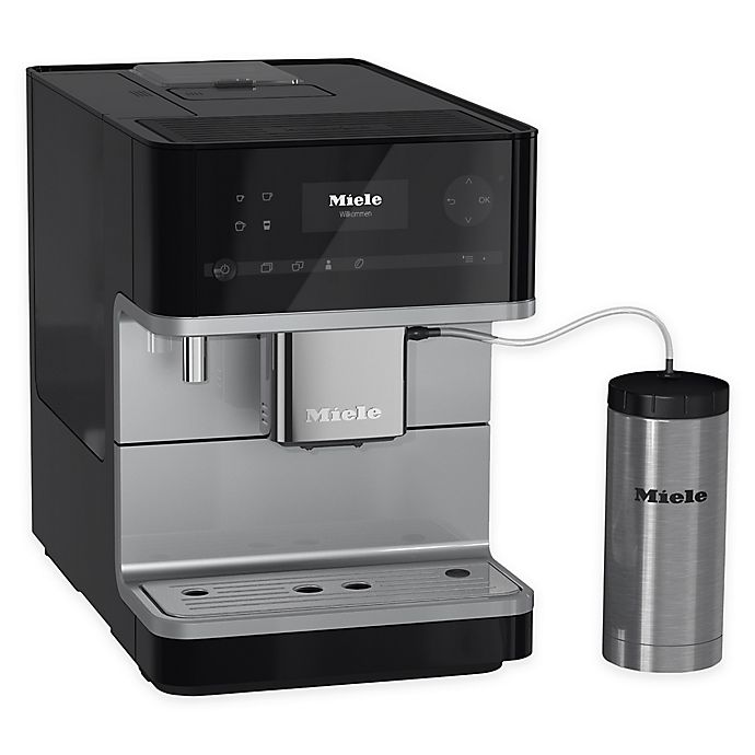 Alternate image 1 for Miele CM6350 Countertop Coffee System