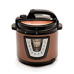 CopperTech PressurePro 6 qt. Pressure Cooker