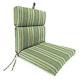 Stripe 44-Inch x 22-Inch Dining Chair Cushion in Sunbrella® Fabric