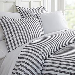 Rugged Stripes Duvet Cover Set