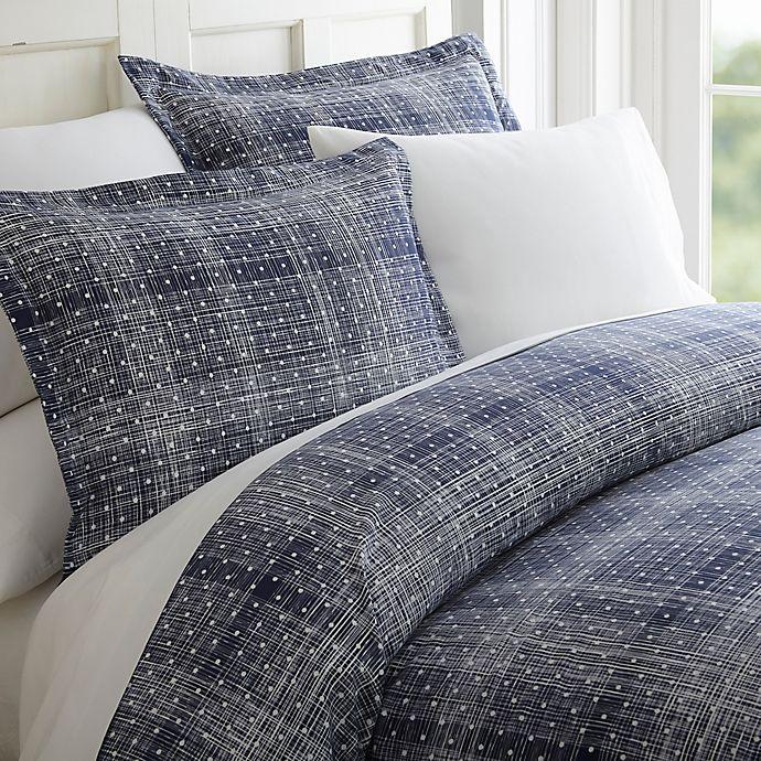 polka dot duvet cover set bed bath beyond. Black Bedroom Furniture Sets. Home Design Ideas