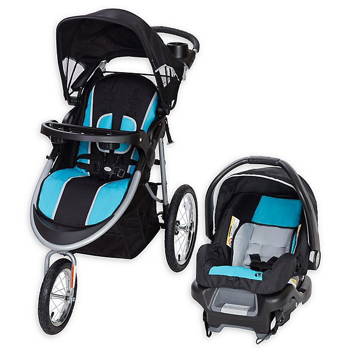 Alternate image 1 for Baby Trend® Pathway 35 Jogger Travel System