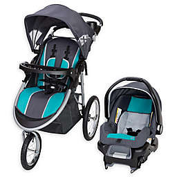 Baby Trend® Pathway 35 Jogger Travel System in Optic Teal