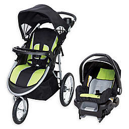 Baby Trend® Pathway 35 Jogger Travel System in Optic Green