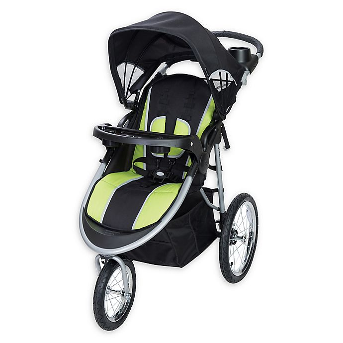 Alternate image 1 for Baby Trend® Pathway Jogger