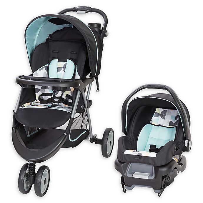 Alternate image 1 for Baby Trend® EZ Ride 35 Travel System