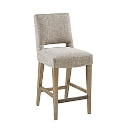 Madison Park Sloane Counter Stool in Cream