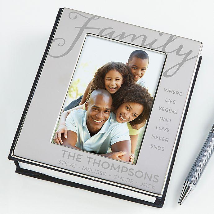 Alternate image 1 for Where Life Begins Family Photo Album