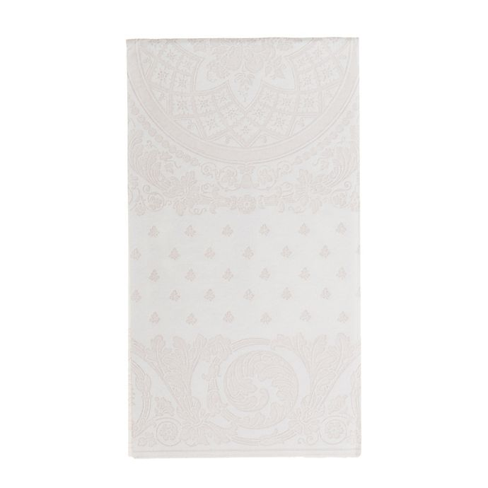 Paper Guest Towels Bathroom: Caspari Jacquard Linen 12-Count Paper Guest Towels In