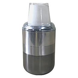 NuSteel Triune Cup Dispenser in Stainless Steel