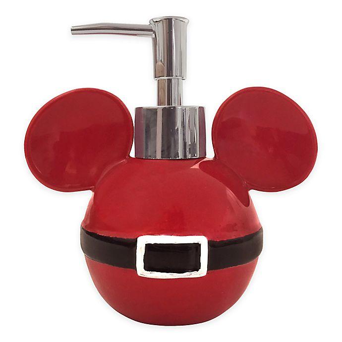 Alternate image 1 for Disney® Holiday Lotion Dispenser