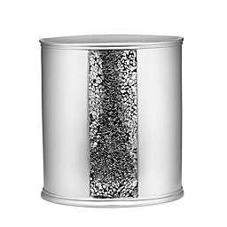 Popular Bath Sinatra Wastebasket in Silver