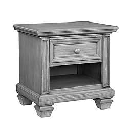 Oxford Baby Richmond Nightstand in Grey