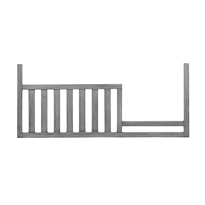 Alternate image 1 for Oxford Baby Richmond Toddler Guard Rail in Grey