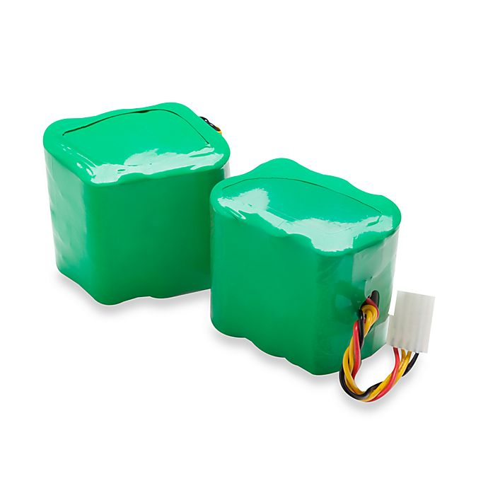 Alternate image 1 for Neato XV™ Robotics All-Floor Vacuum System Replacement Batteries (Set of 2)