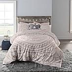Anthology™ Tufted Medallion Twin XL Comforter Set in Mauve