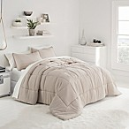 UGG® Sunwashed Twin/Twin XL Comforter Set in Silver