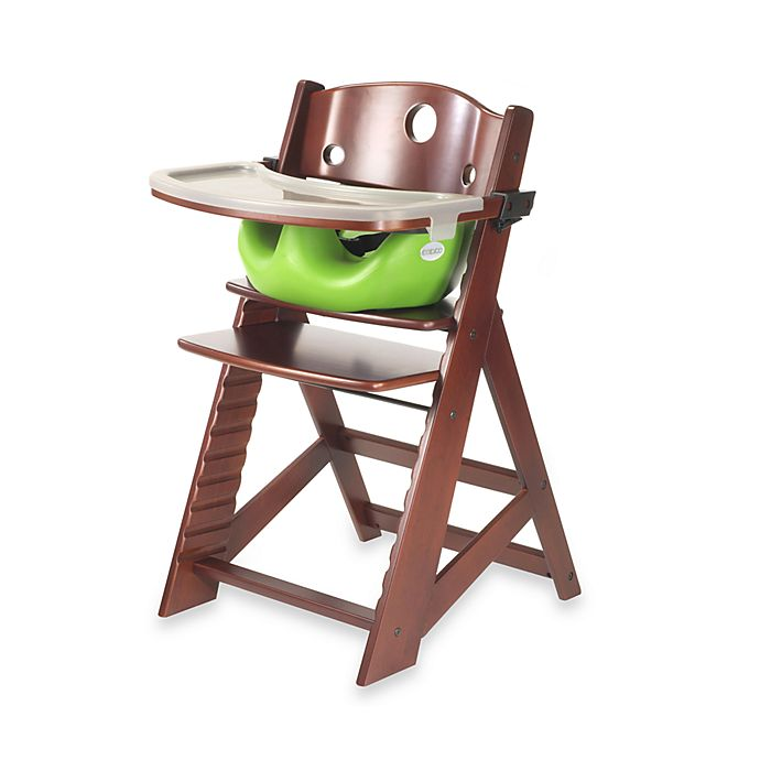Alternate image 1 for Keekaroo® Right Height High Chair with Tray