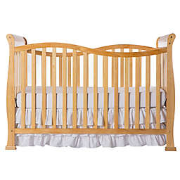 Dream On Me Violet 7-in-1 Convertible Crib in Natural
