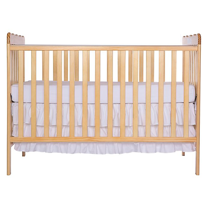 Alternate image 1 for Dream On Me Carson Classic 3-in-1 Convertible Crib in Natural