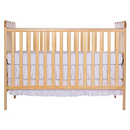 Dream On Me Carson Classic 3-in-1 Convertible Crib in Natural