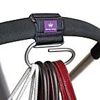 Jumbo Swirly Hook for Stroller Handle Bar