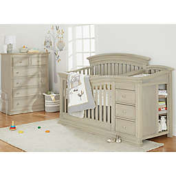 Sorelle Sedona Nursery Furniture Collection in Rustic Taupe