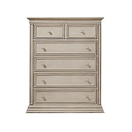 Sorelle Sedona 5-Drawer Dresser in Rustic Taupe