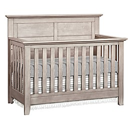 Oxford Baby Stone Haven 4-in-1 Convertible Crib in Dust/Beige