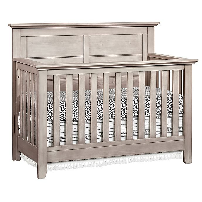 Alternate image 1 for Oxford Baby Stone Haven 4-in-1 Convertible Crib in Dust/Beige