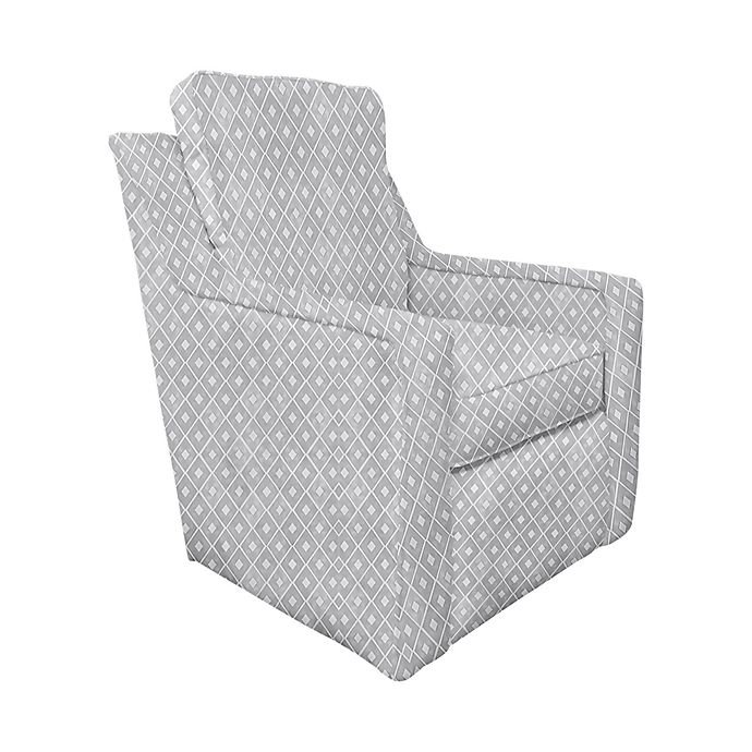 Alternate image 1 for The 1st Chair™ Ellis Swivel Glider Chair in Gemstone