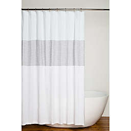 Nora Shower Curtain In Grey
