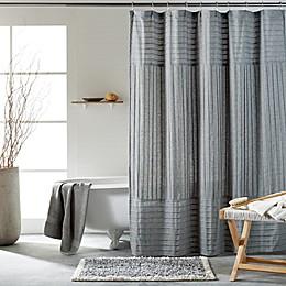 DKNY Pure Pintuck Shower Curtain