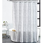 Impressions 72-Inch x 72-Inch Shower Curtain in Light Grey